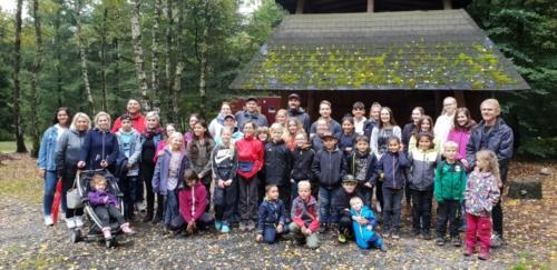 Kletterpark Weiskirchen 2019