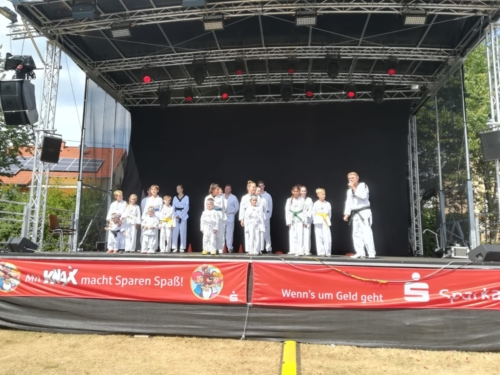 Kurparkfest Weiskirchen 2019